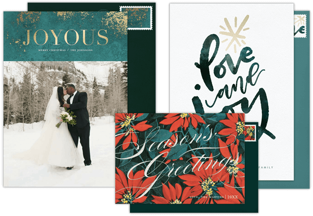 Digital Christmas Cards.Email Online Christmas Cards That Wow Greenvelope Com